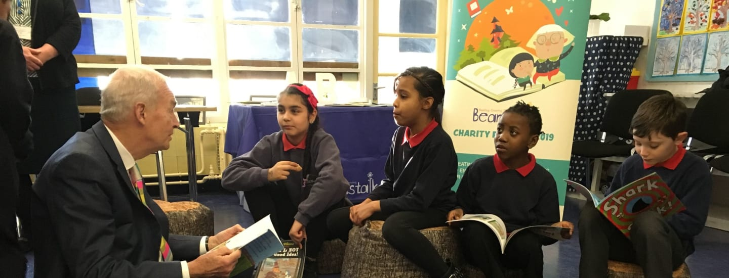 McCarthy & Stone announces Beanstalk as 2019 charity partner to help tackle literacy crisis across UK