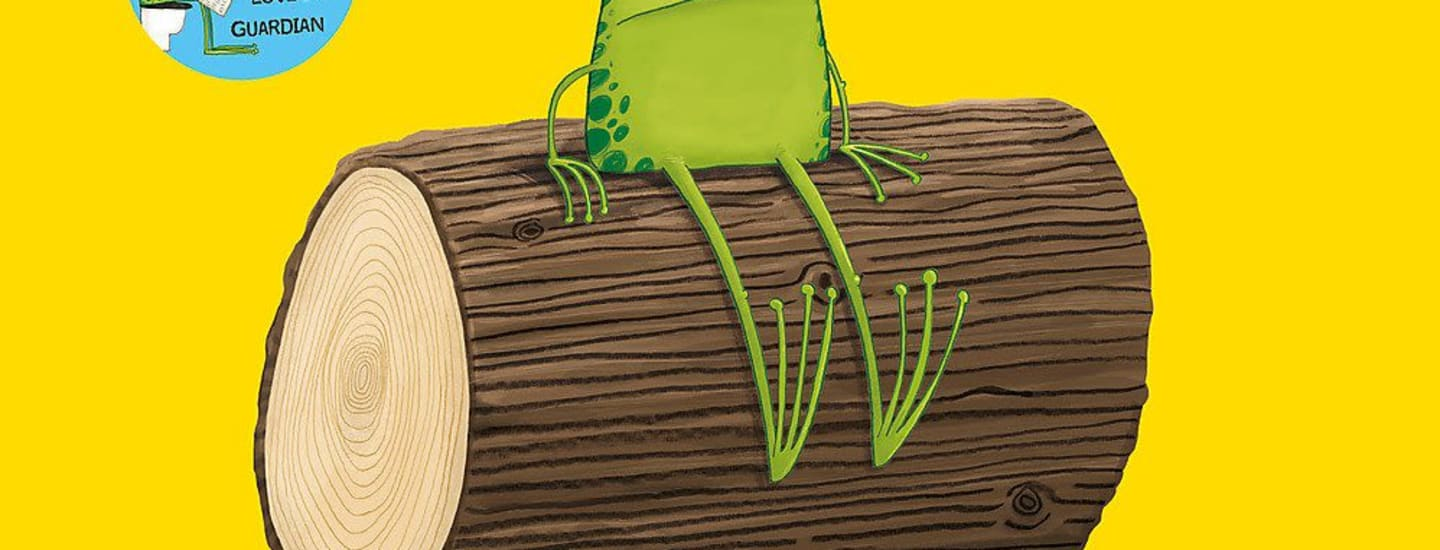 Book review: Oi frog!