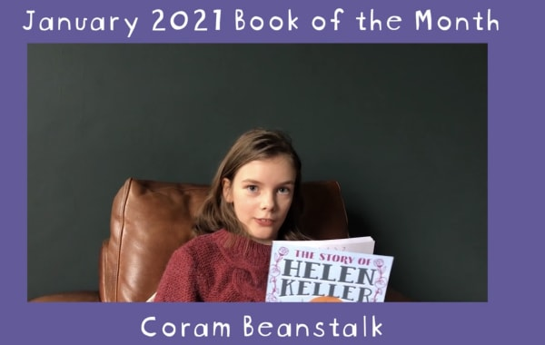 Book review by Tilly - Year 6 reader