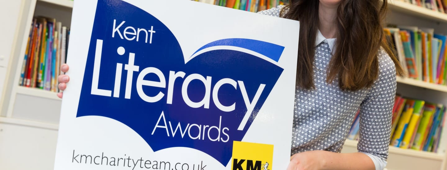 Nominations open for the Kent Literacy Awards 2019