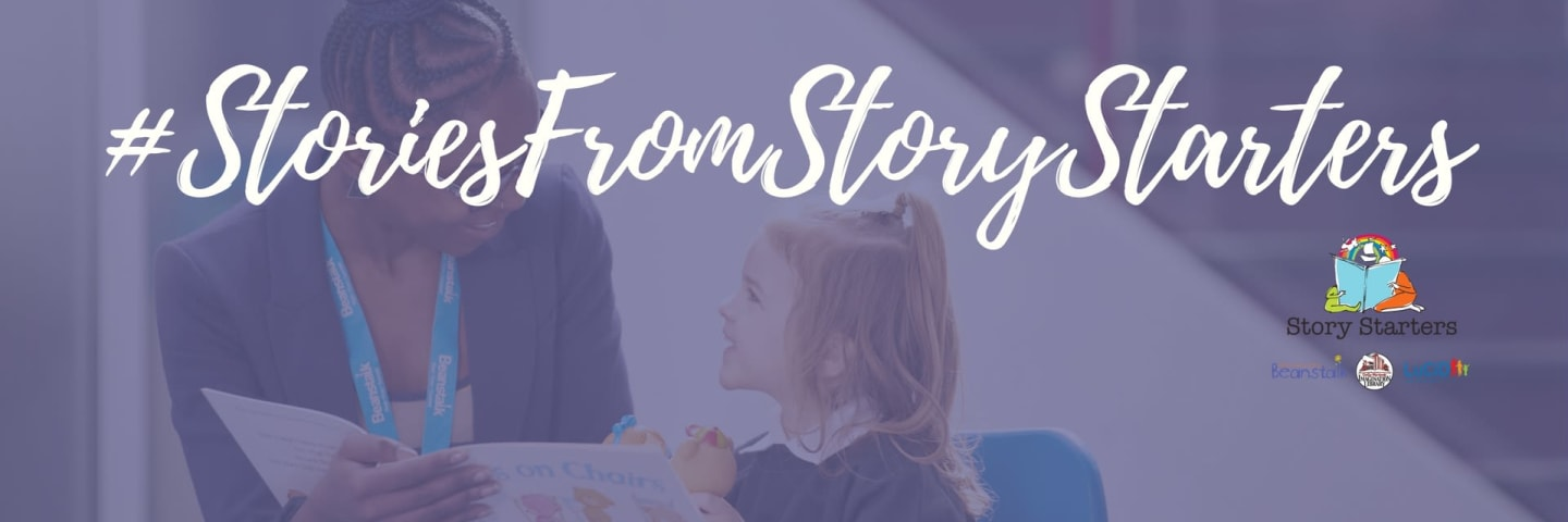 Isobel presents our first #StoriesFromStoryStarters