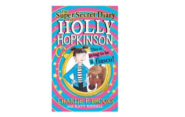 About the book - The Super-Secret Diary of Holly Hopkinson