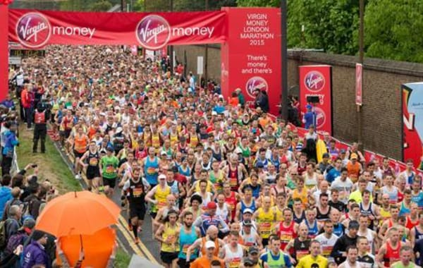 Virgin Money London Marathon 2021