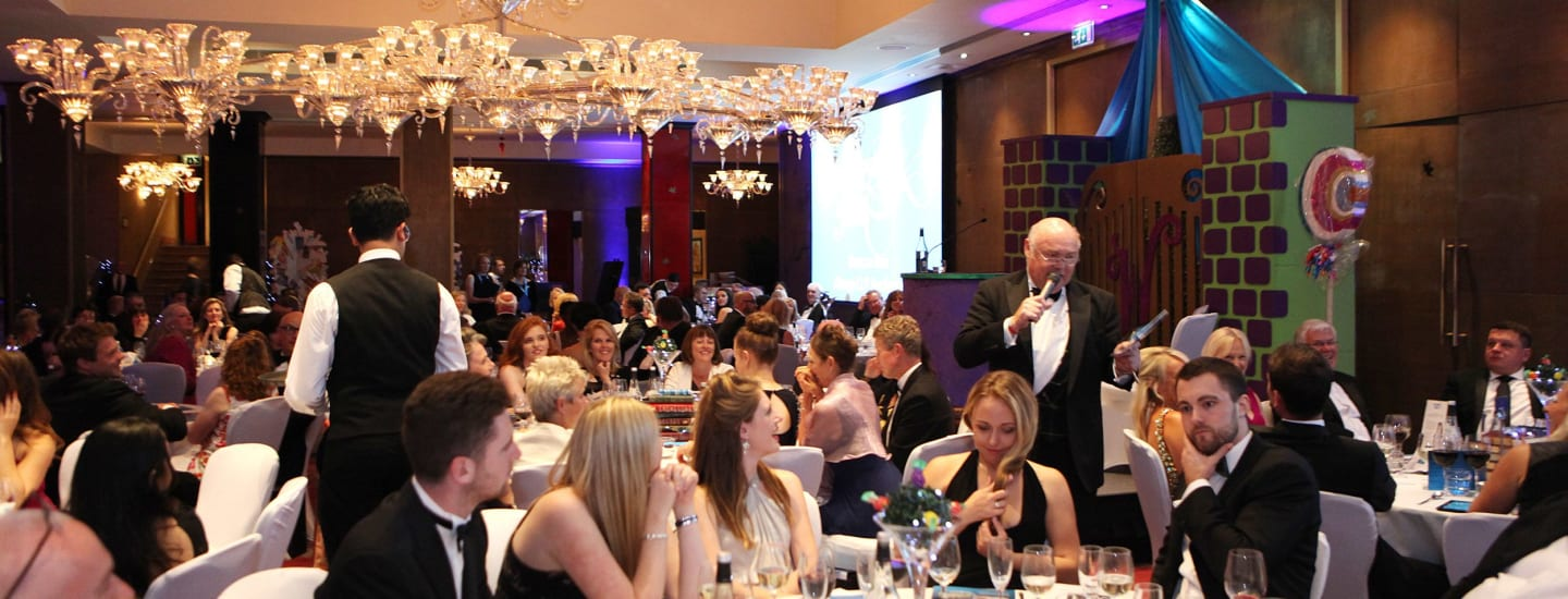 Beanstalk Ball raises £118,000 to end low literacy in children