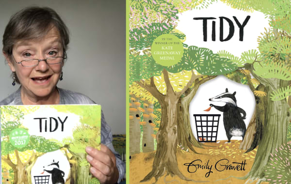 I can see my 'Storytime with Very' reading of Tidy has been watched almost 70,000 times!