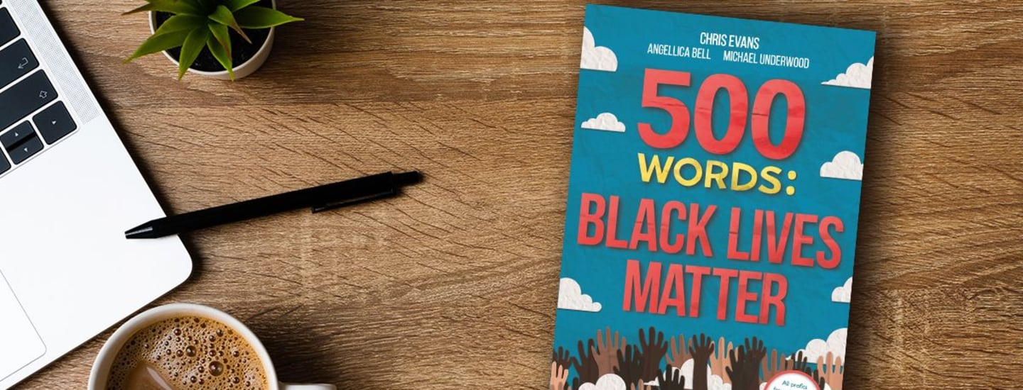 Royalties from '500 Words: Black Lives Matter' book will enable Coram Beanstalk to help more children