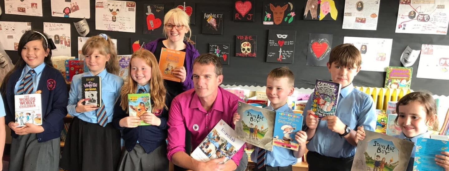 Find out more about Beanstalk and meet Dan Snow at Waterside, Thursday 21st June, 2-4pm