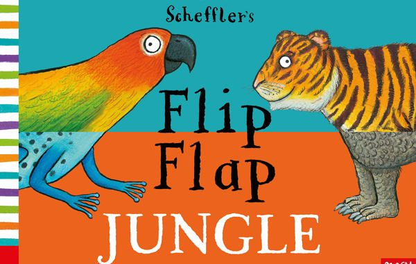 Book Review: Flip Flap Jungle