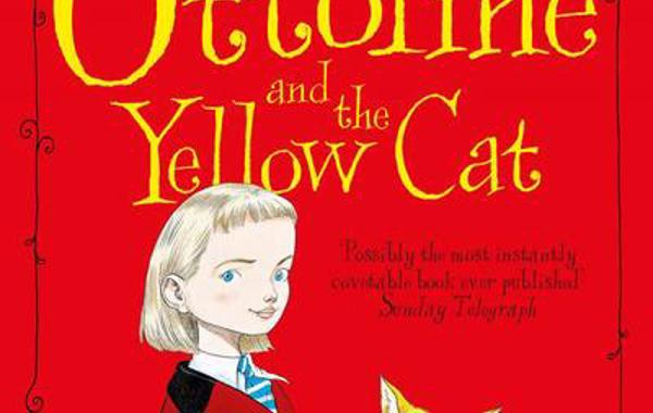 Book review: Ottoline and the yellow cat