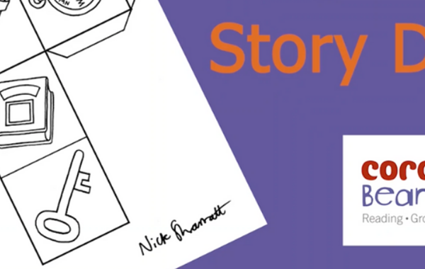 Make Your Own Story Dice (Illustrated by Nick Sharratt)