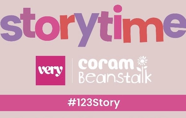 The Very Group launches #123story fundraiser for Coram Beanstalk